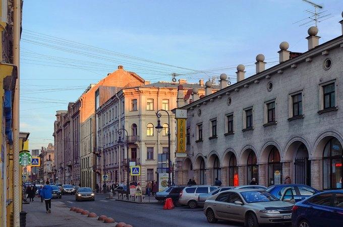 Появился проект современной пристройки для музея Достоевского. Изображение № 4.
