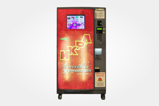 Коробка передач: 11вендинговых автоматов вМоскве, часть 2. Изображение №8.