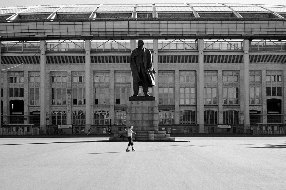 Камера наблюдения: Москва глазами Александра Куликова. Изображение № 8.