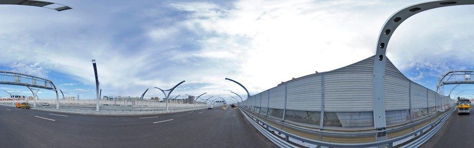 Строительство Западного скоростного диаметра 2013 год. Изображение № 22.