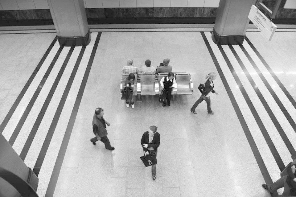 Камера наблюдения: Москва глазами Виктории Ивлевой. Изображение № 14.