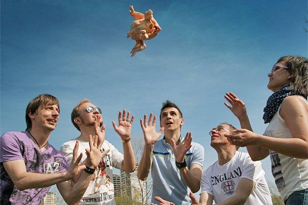 Полёт ненормальный: Участники Flugtag — о своих летательных аппаратах . Зображення № 19.