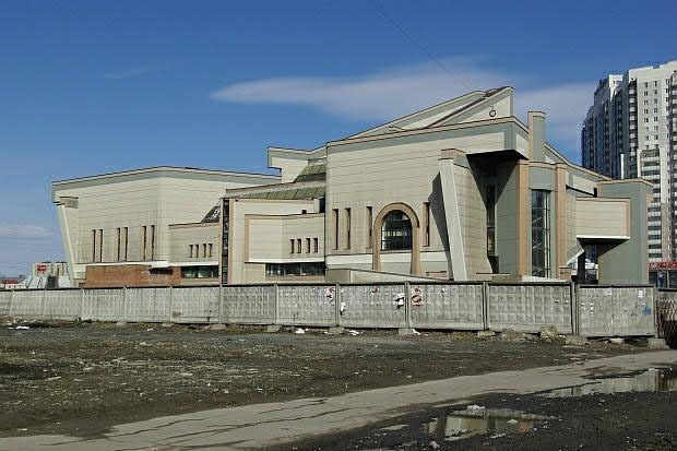 Здание премьерного кинотеатра «Русь». Изображение № 2.
