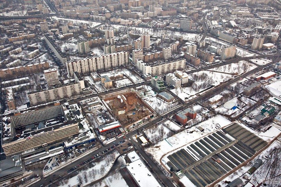 Лучший вид на этот город: 7 смотровых площадок вМоскве. Изображение № 67.
