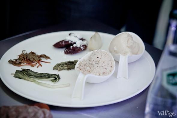 Omnivore Food Festival: Иван Шишкин готовит пеммикан и черемуховые полбяные пряники. Изображение № 57.