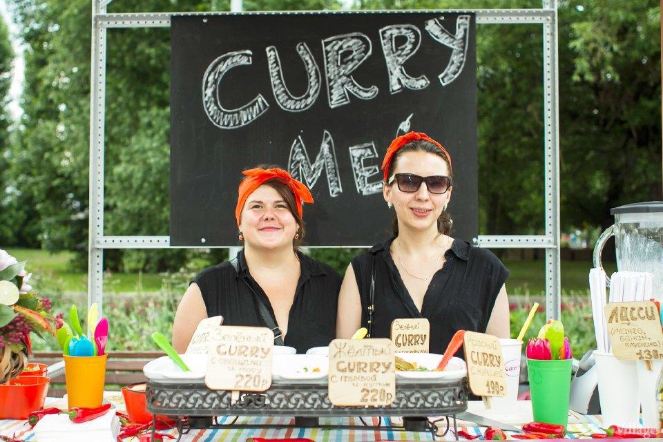 Люди в городе: Гости второго городского маркета еды. Изображение № 1.