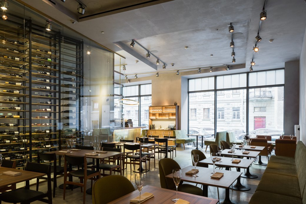 Ресторан Una вДЛТ. Изображение № 2.