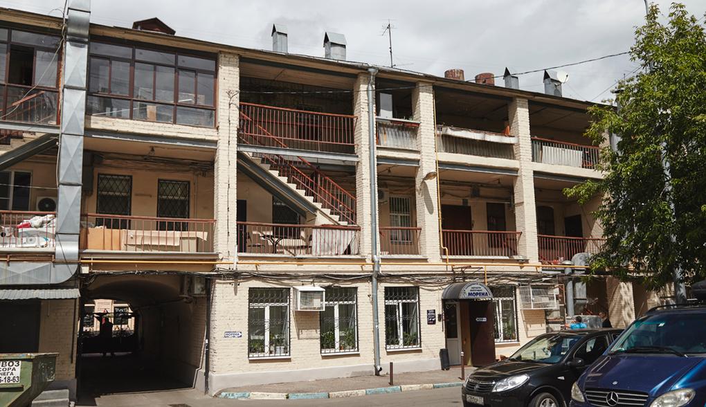 Дом Сиротинина с галереями, ул. Покровка, 4 . Изображение № 45.