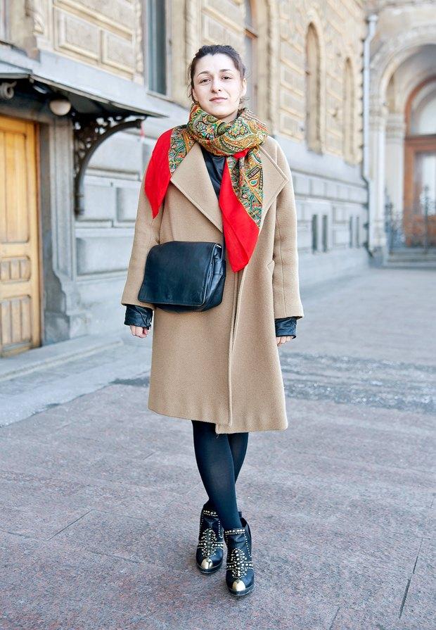 Внешний вид (Петербург): Лена Кручинина, совладелица 8-store. Изображение № 1.