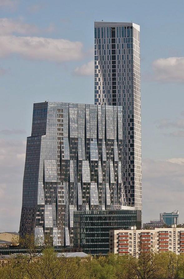 «Дом на Мосфильмовской» назвали Домом года 2012. Изображение № 3.