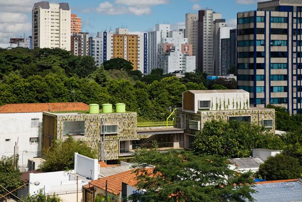 Дизайн от природы: Тропическая архитектура Бразилии. Изображение №12.