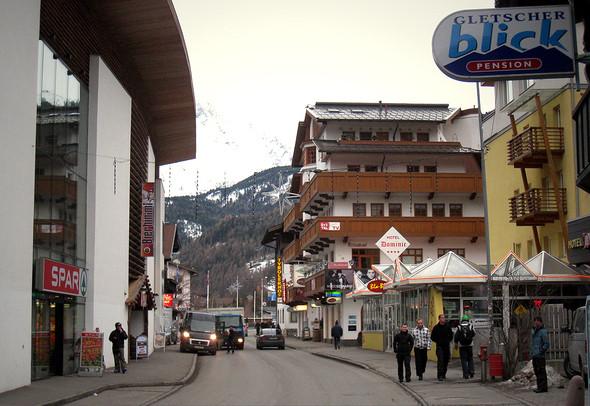 Изображение 13. Soelden. Альпийская Ибица.. Изображение № 3.