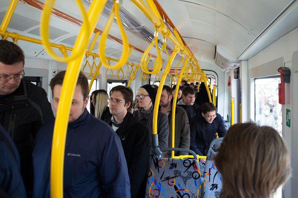 Парад трамваев наЧистыхпрудах. Изображение № 7.