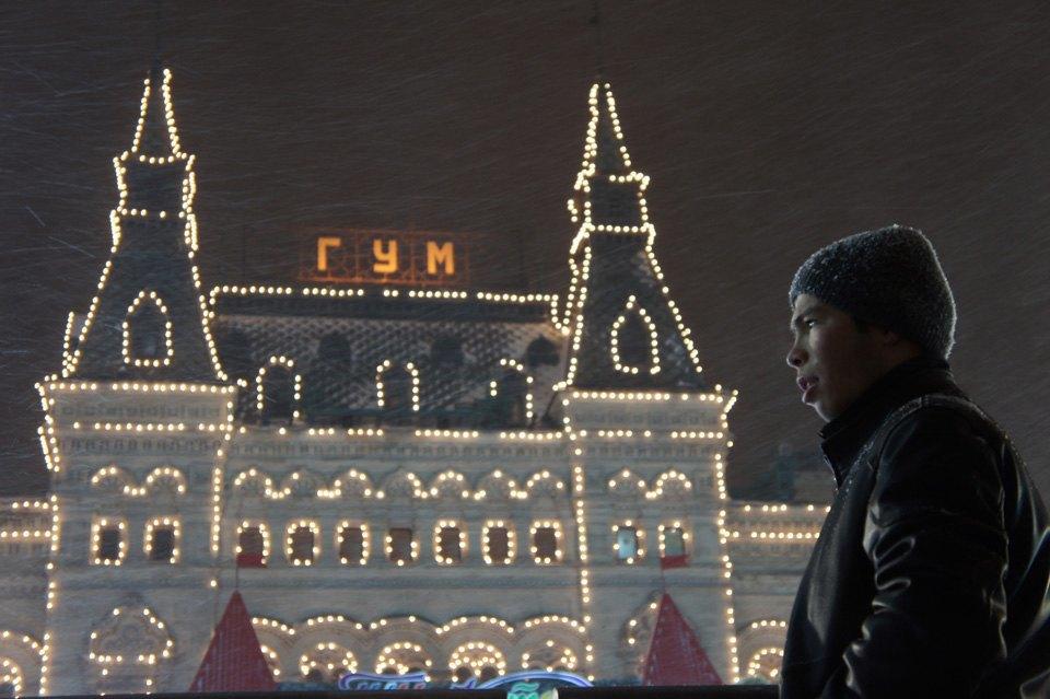 Камера наблюдения: Москва глазами Игоря Стомахина. Изображение № 20.