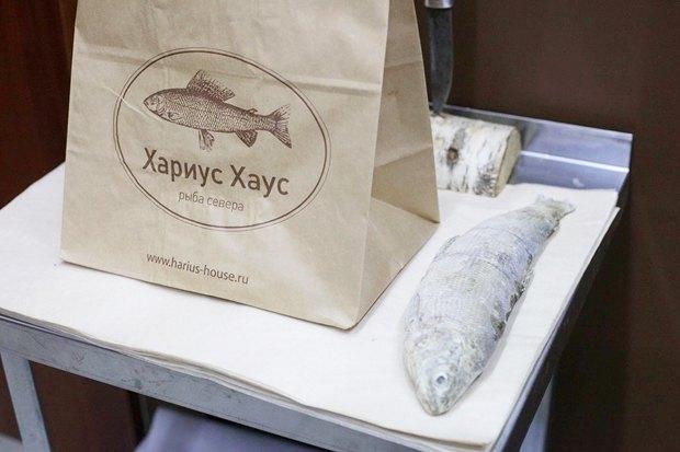 На «Соколе» открылась лавка с сибирской рыбой. Изображение №1.