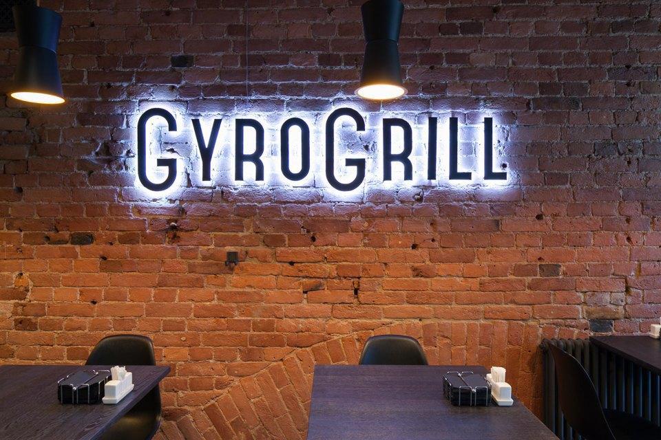 Кафе GyroGrill на Литейном. Изображение № 2.