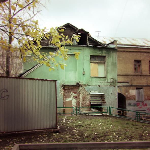 В зоне риска: Дом с кариатидами в Печатниковом переулке. Изображение № 15.