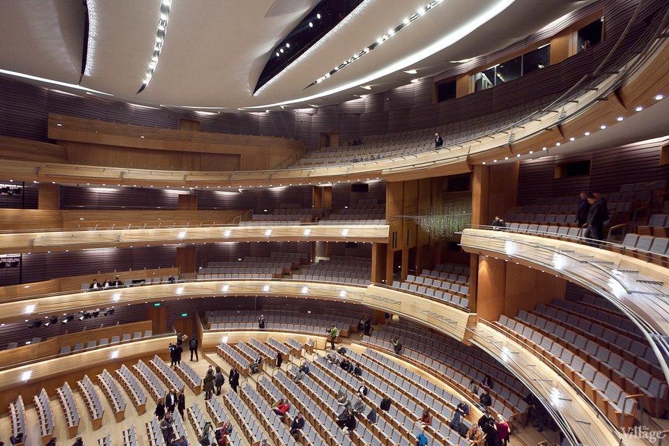 Фоторепортаж: Вторая сцена Мариинского театра изнутри. Изображение № 23.