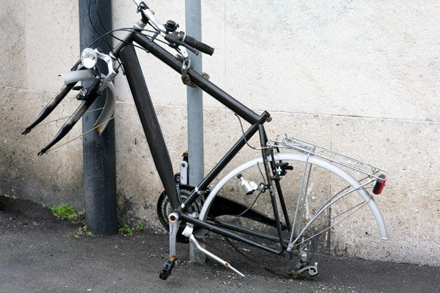 Инструкция: Что делать, если у вас украли велосипед. Изображение № 1.
