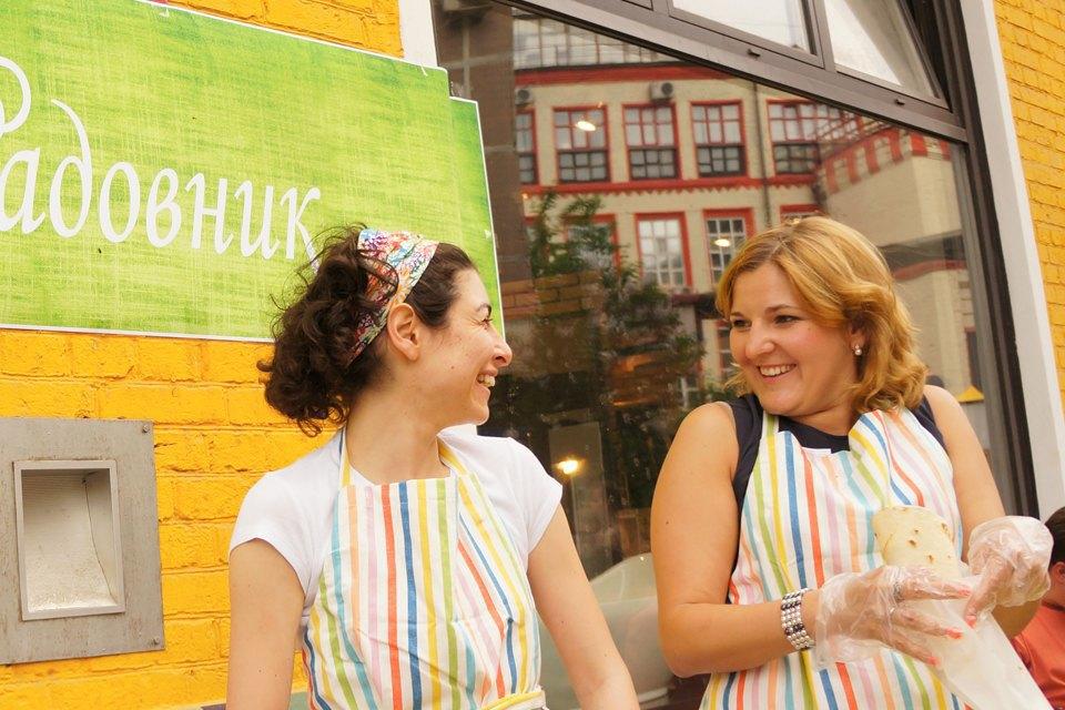 Жующие вместе: «Ресторанный день» в Москве. Изображение № 54.