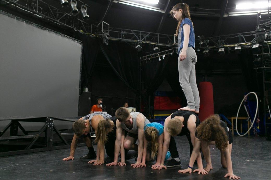 15 лет «Упсала-цирку»: Как трудные подростки становятся цирковыми артистами. Изображение № 2.