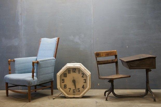 Где покупать винтажную мебель в Петербурге. Изображение № 13.