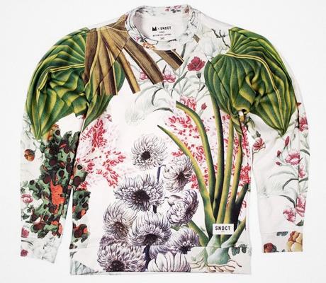 Свитшот из коллекции Botanical Layers Маши Ревы, 1 000 грн.. Изображение № 2.