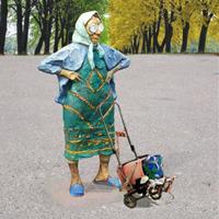 Свежие ваяния: В Киеве появилось 7 новых арт-объектов. Зображення № 5.