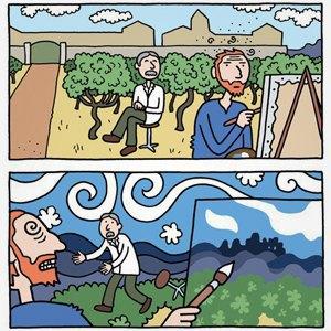 Гид по фестивалю комиксов «Бумфест». Изображение № 5.