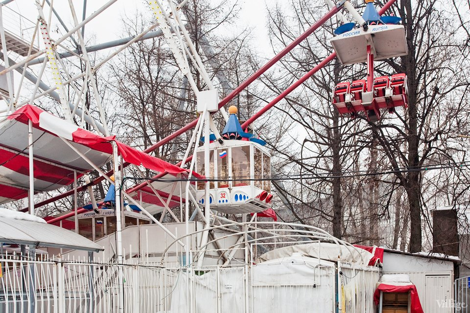 Лучший вид на этот город: 7 смотровых площадок вМоскве. Изображение № 21.