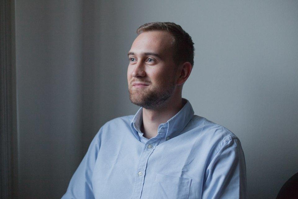 Михаил Николаев-младший, управляющий партнёр компании «Николаев и сыновья». Изображение № 5.