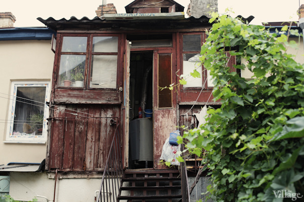 По ту сторону: Прогулка по одесским дворикам. Зображення № 65.