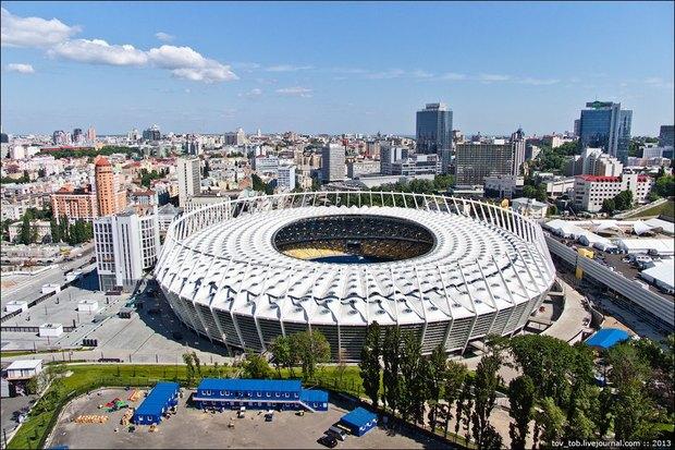 НСК «Олимпийский» снова будут реконструировать. Зображення № 3.