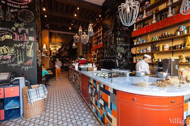 Новое место: Ресторан «Марчелли's» на Невском . Изображение № 1.