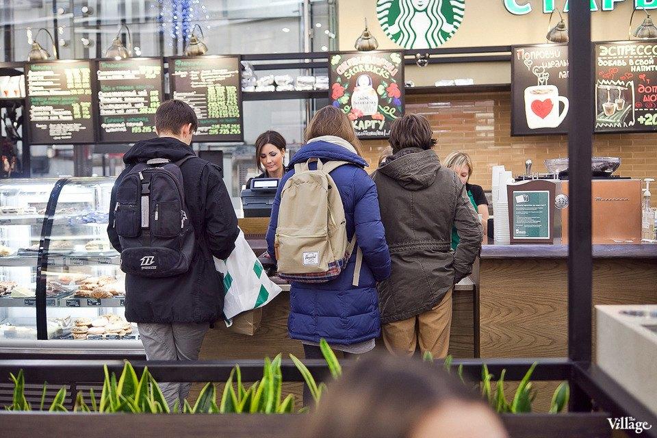 Люди в городе: Первые посетители Starbucks вСтокманне. Изображение № 10.