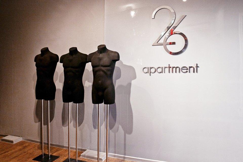 Шоу-рум российских дизайнеров Apartment26. Изображение № 20.