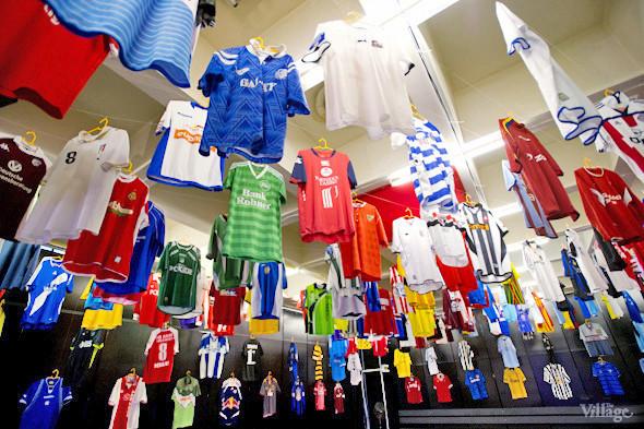 Люди в городе: Погоня за майкой — владельцы коллекций футболок игроков. Зображення № 2.