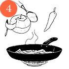 Кутабы с мясом, овощами и яблоками Татьяны Лушниковой. Изображение № 7.