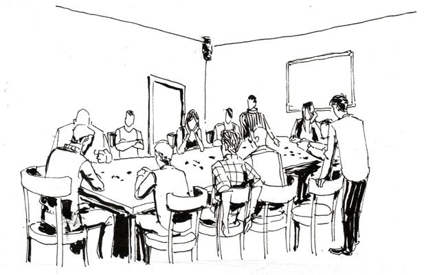 В суд идёт: Как работают присяжные. Изображение № 4.