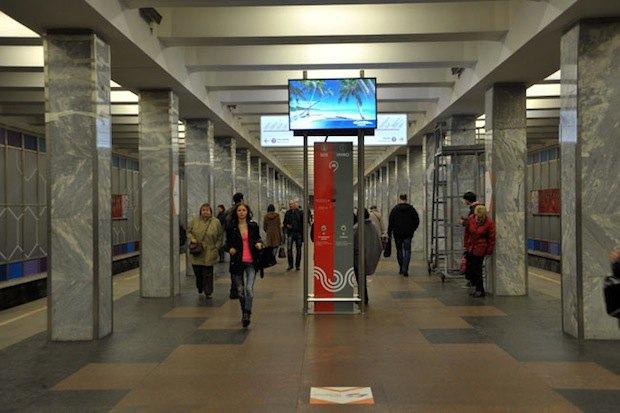 Обновлённая станция метро «Текстильщики». Изображение № 10.