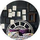 Как изголовье кровати может изменить внешний вид спальни. Изображение № 13.
