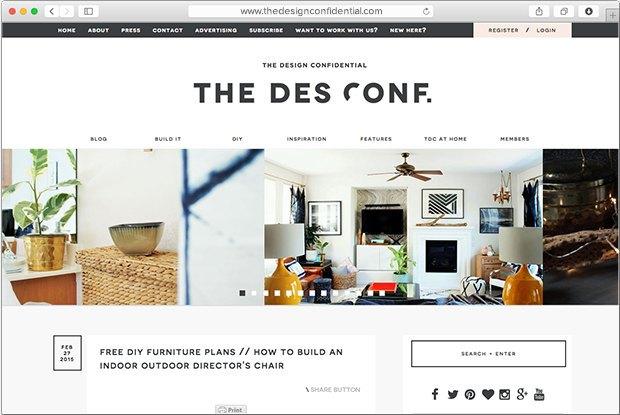 5 блогов, которые учат делать мебель идекор. Изображение № 4.