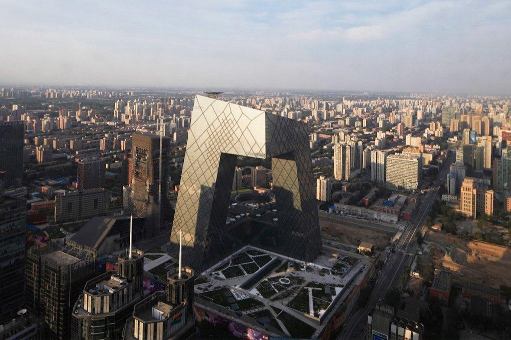 Hopes Tech: 15 самых эффектных небоскрёбов мира. Изображение № 46.