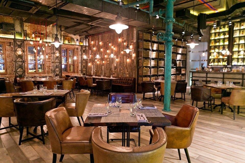Ресторан «Фаренгейт». Изображение № 1.