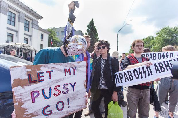 Женский день: Как поддержали Pussy Riot в Киеве. Зображення № 3.