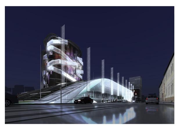 Центр современного искусства переедет на Бауманскую. Изображение № 4.