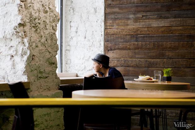 Новое место: Вегетарианское кафе Fresh. Изображение № 5.