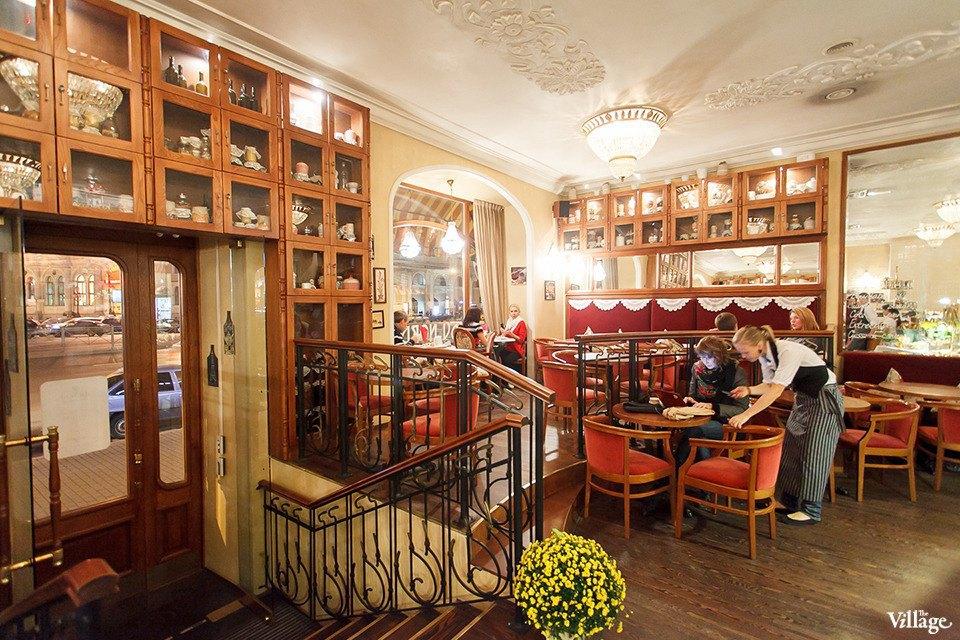 От заката до рассвета: 24 места, где можно поесть ночью в Петербурге. Изображение № 14.