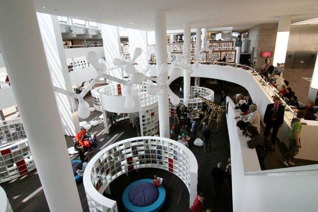 Прямая речь: Идеолог «Открытой библиотеки» — об американо и свежей прессе вчитальных залах. Изображение № 15.