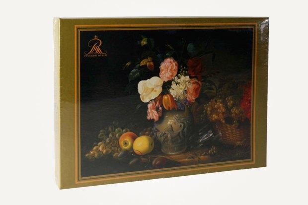 Пазл «Цветы и фрукты» — 250 рублей. Изображение № 4.